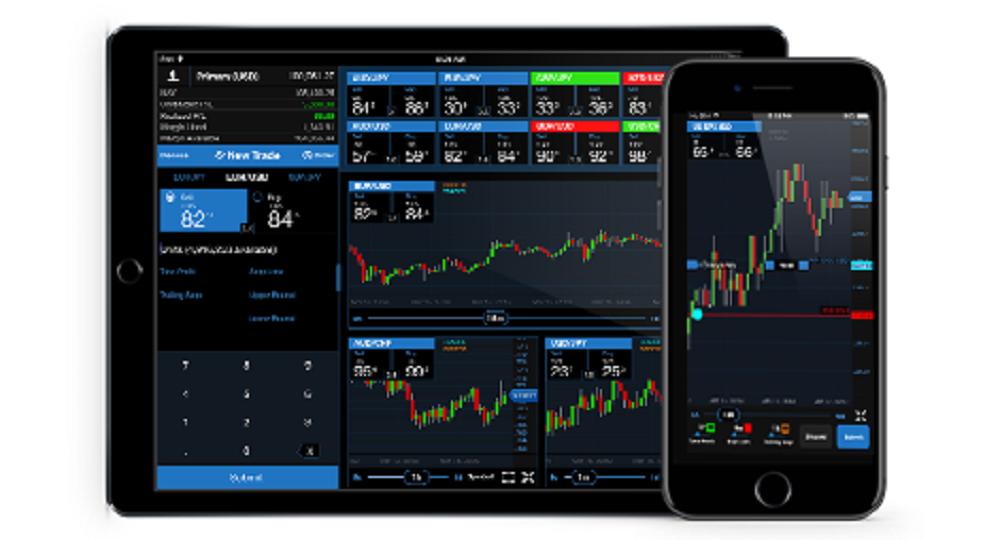 Forex Trading Platforms - Oanda